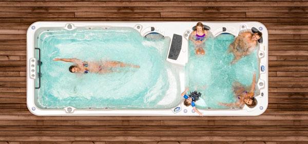 spas de nage ouest spas la rochelle nantes bordeaux. Black Bedroom Furniture Sets. Home Design Ideas