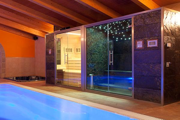 Hammams sensoriel ouest spas la rochelle nantes bordeaux - Combine sauna hammam ...